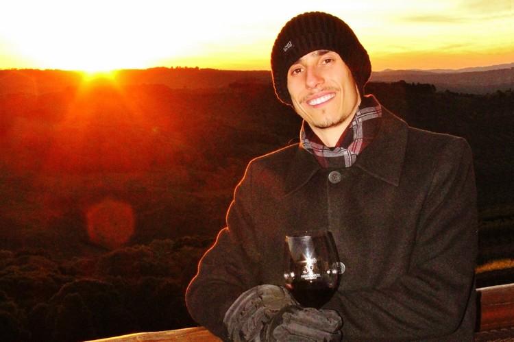 Serra Catarinense: Bons vinhos e belas paisagens