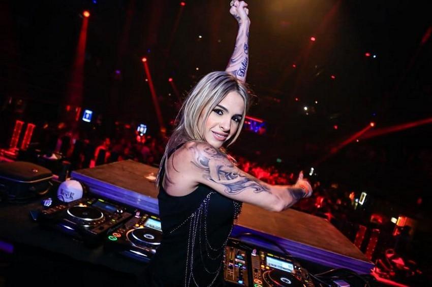 Cacá Werneck é a mais nova DJ residente da The Week Rio de Janeiro