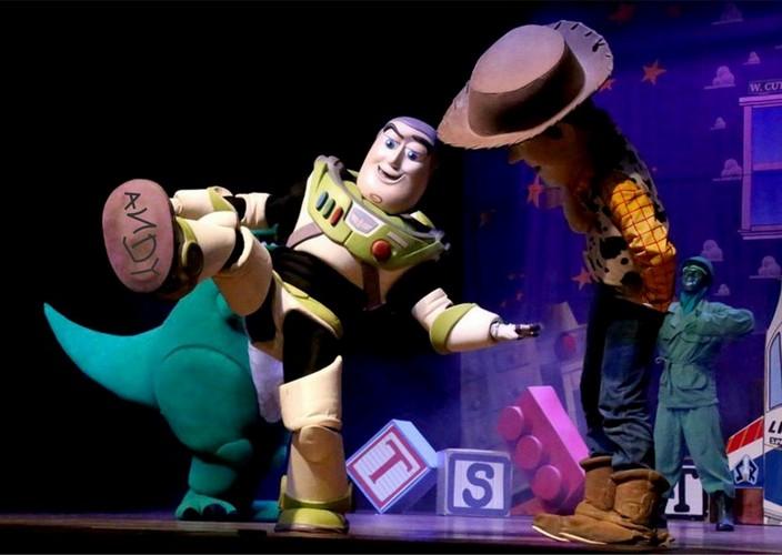 Janeiro terá Musical Toy Story pela primeira vez no Espírito Santo