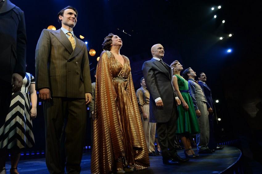 Espetáculo Sunset Boulevard - O Musical em temporada no Teatro Santander