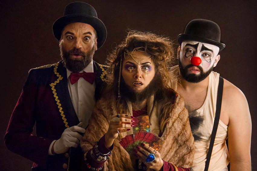 Clássico O Grande Circo Místico ganha nova versão apresentada pelo CEFTEM