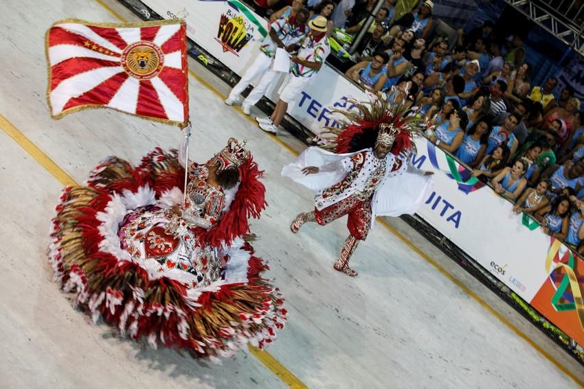 Desfile das Escolas de Samba do Carnaval de Vitória 2019 começa em 21 de fevereiro