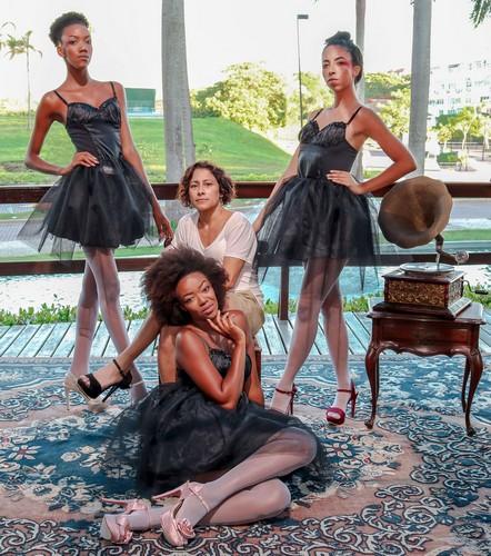 Bárbara Malhano lança coleção inspirada na primeira bailarina negra do Theatro Municipal do Rio de Janeiro