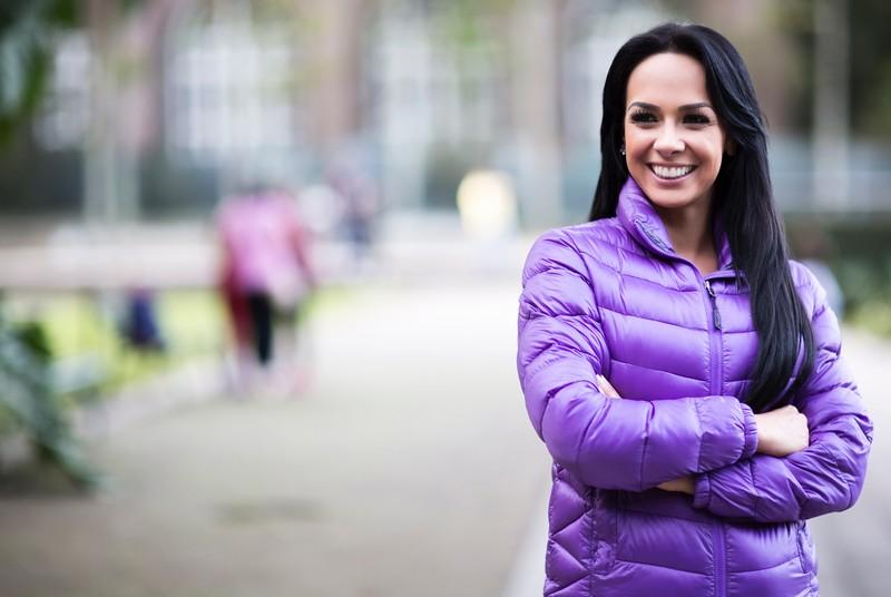 Renata Spallicci fala sobre a mudança inacreditável do seu corpo