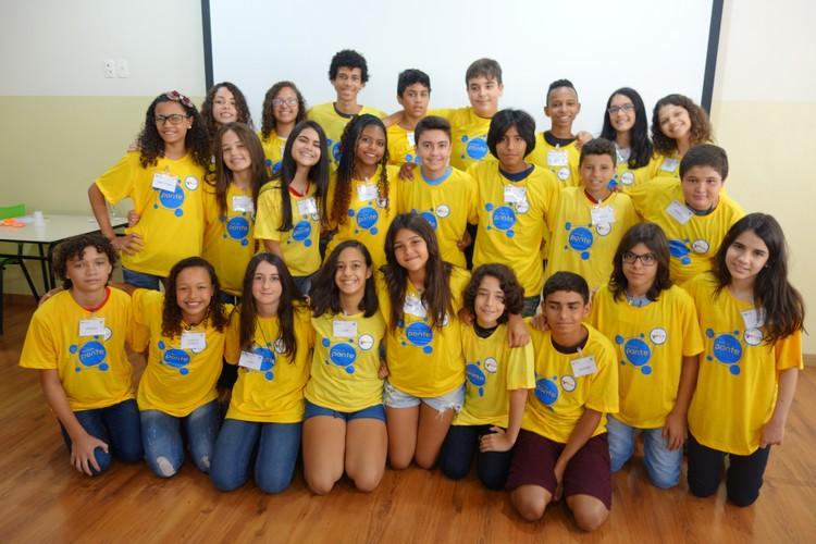 Instituto Ponte inicia ano letivo com novos 26 alunos