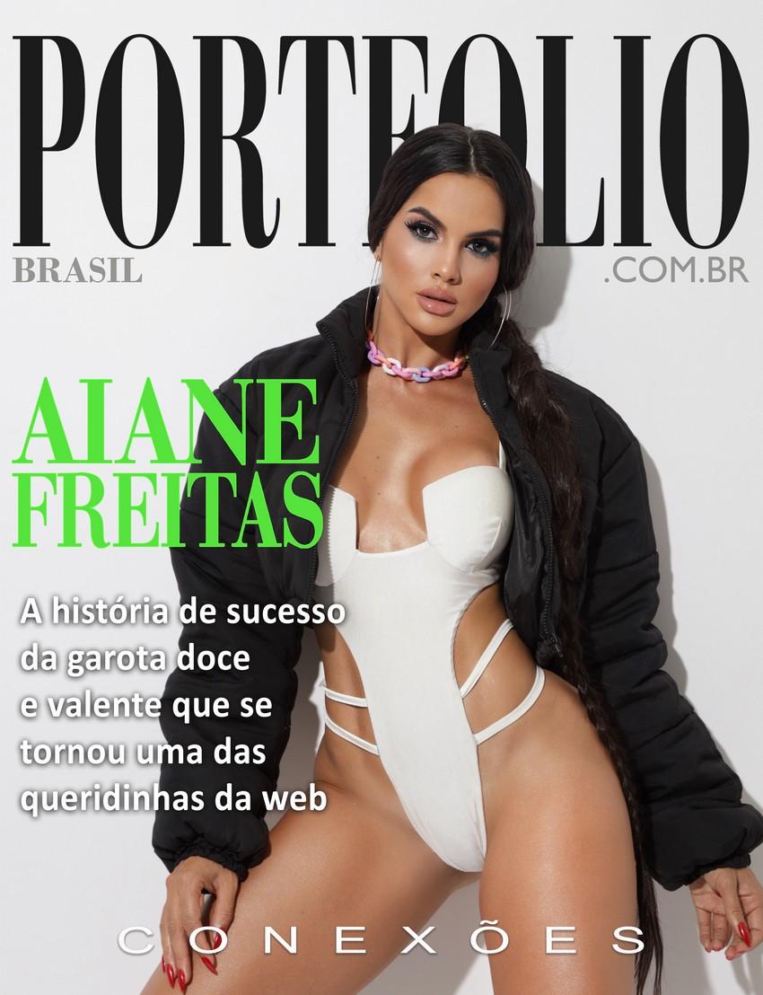 Aiane Freitas na PORTFOLIO Conexões
