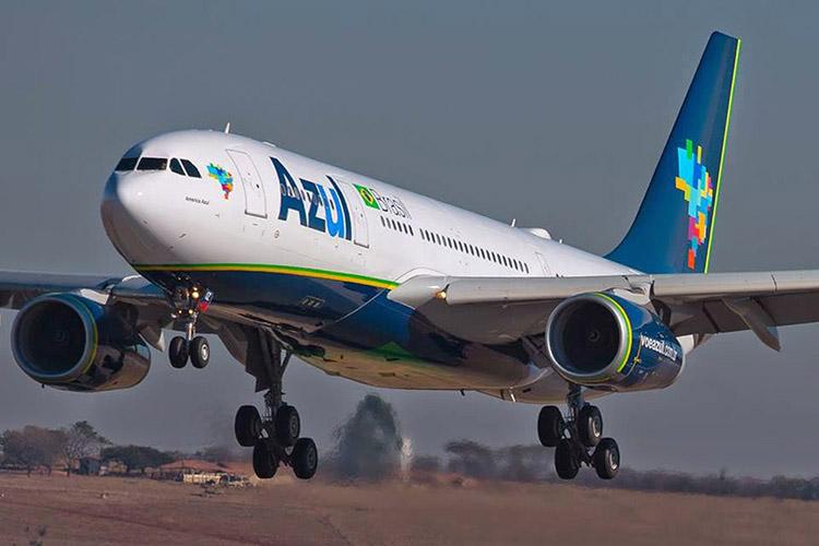 Azul foi eleita como a Melhor da América Latina pelo TripAdvisor