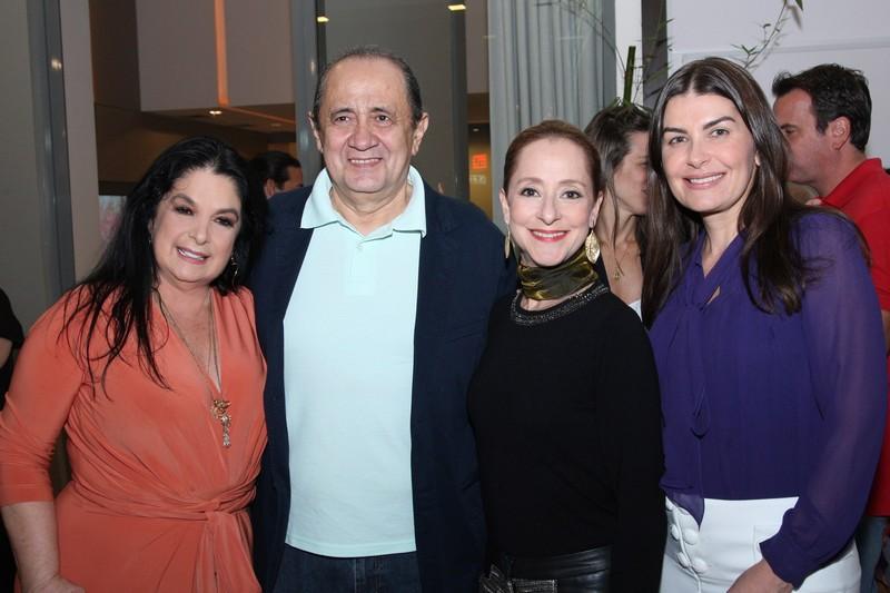 Ana Botafogo, Demar, Ana Botafogo e Liliane Santiago