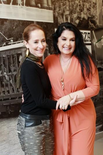 Ana Botafogo e Heloisa Raso
