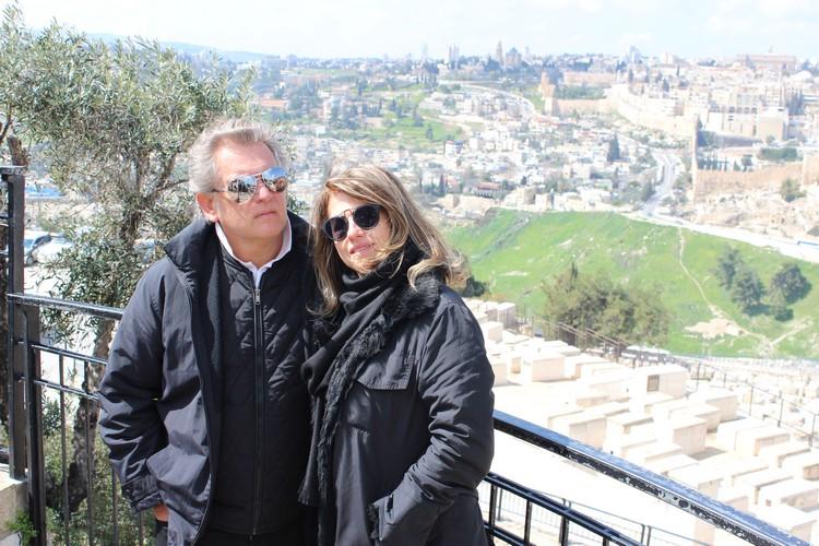 Passaporte Florense desembarca seleto grupo de arquitetos em Israel