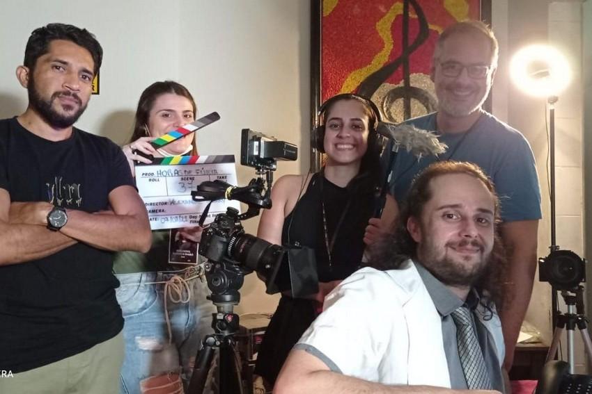 O ator Angelo Santoro viverá seu primeiro vilão no cinema no longa de suspense Horas de Fúria