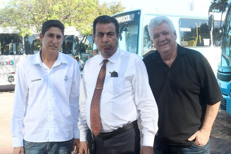 Arnaud R. Cordeiro, Dr. Elio Carlos e Francisco Guzzo