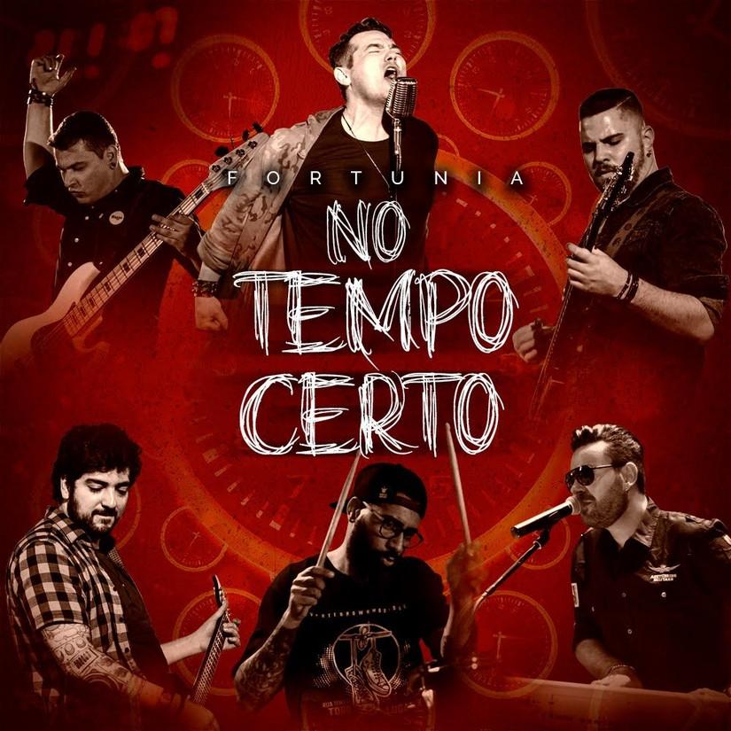 Banda Fortunia lança nova música, No Tempo Certo