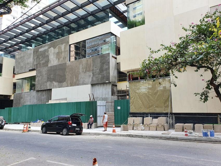 CJ Shops, nasce mais um espaço destinado ao consumo de luxo