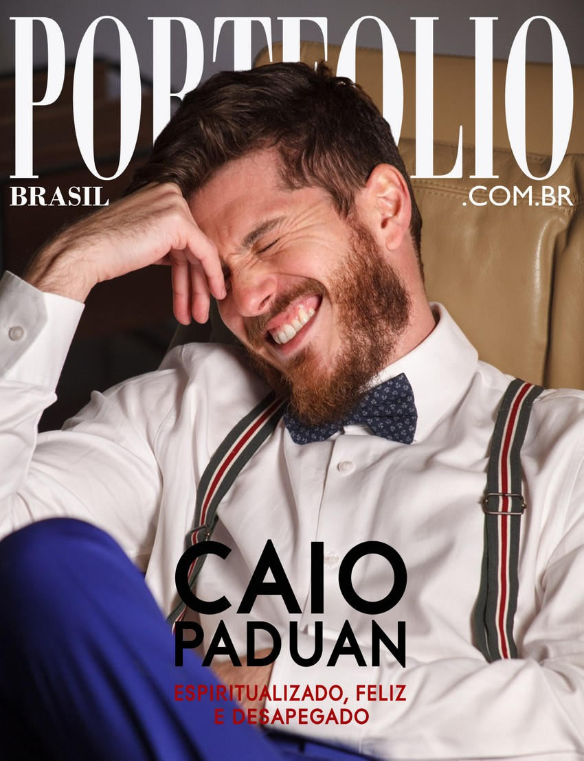 Caio Paduan em Stalkeados por Luiz Alberto