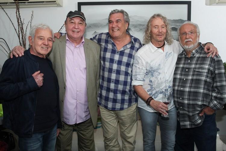 Os Bossa Nova, álbum gravado por João Donato, Roberto Menescal, Carlos Lyra e Marcos Valle
