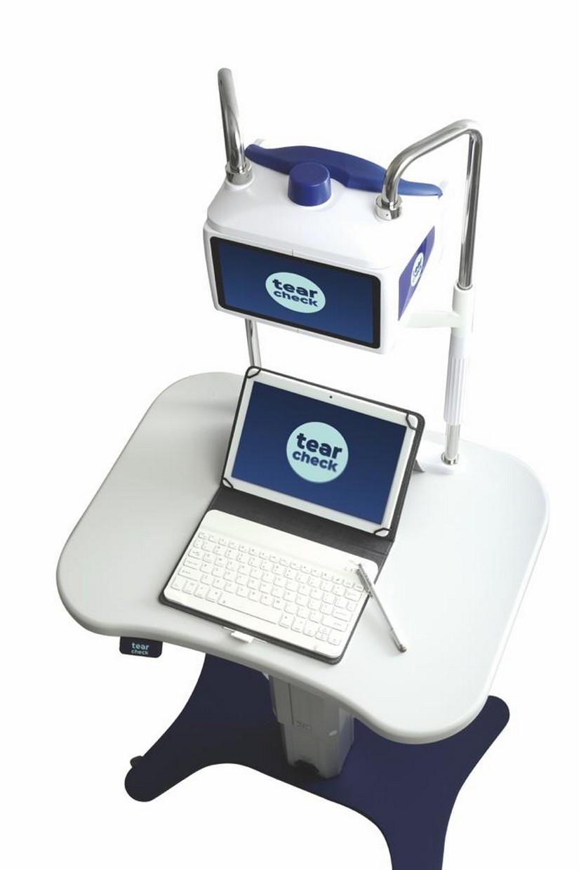 Clínica Oftalmocenter receberá o mais avançado equipamento para diagnóstico de olho seco