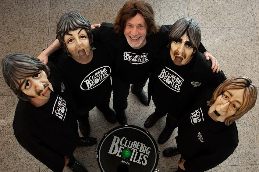Banda Club Big Beatles começa temporada Sócio de Carteirinha 2020