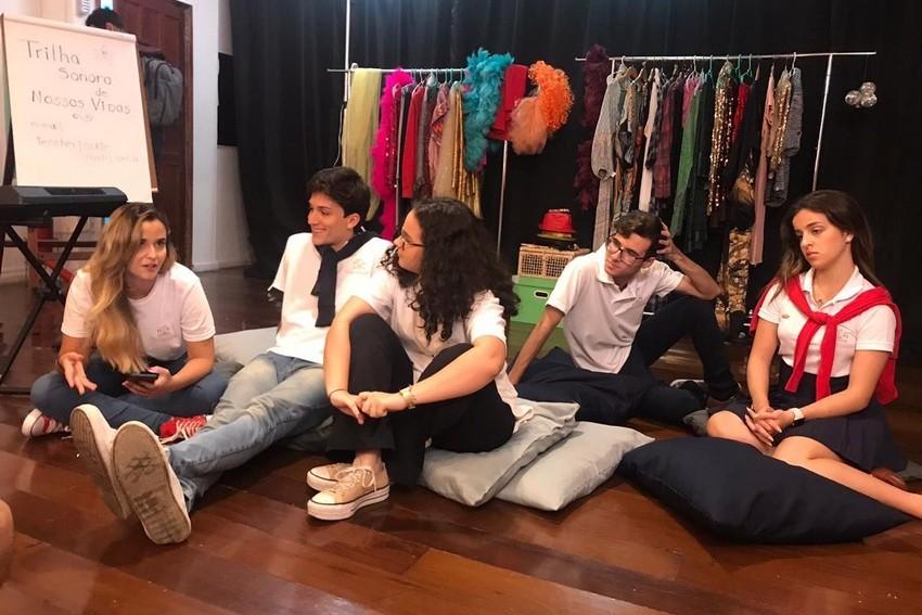 Crush! A websérie: musical adolescente estreia no dia 21 de setembro