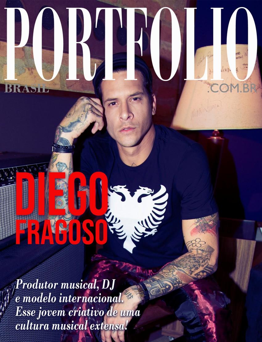 Diego Fragoso entrevistado por Luiz Alberto