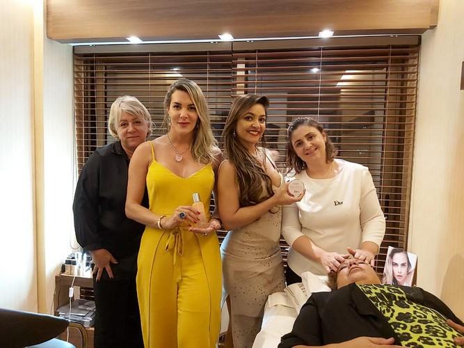 Dior Makeup, Prislla e Monica Melissa