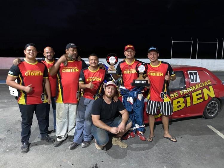 Equipe de Sandro Cibien vitoriosa em Campos dos Goytacazes