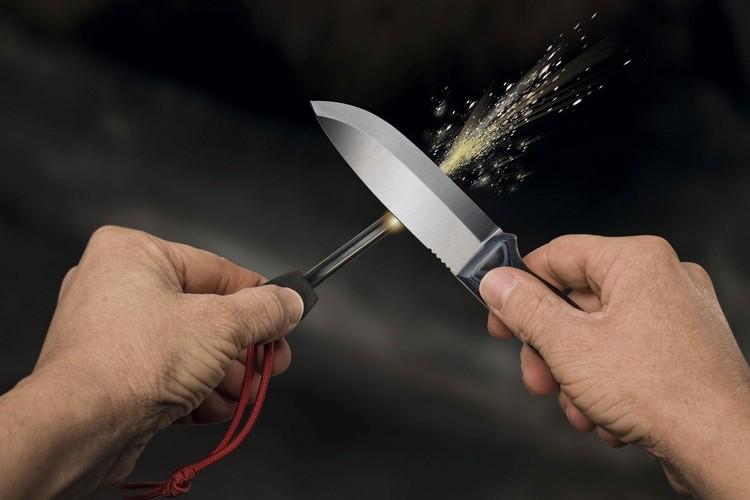 Victorinox lança a faca esportiva para caça e Bushcraft