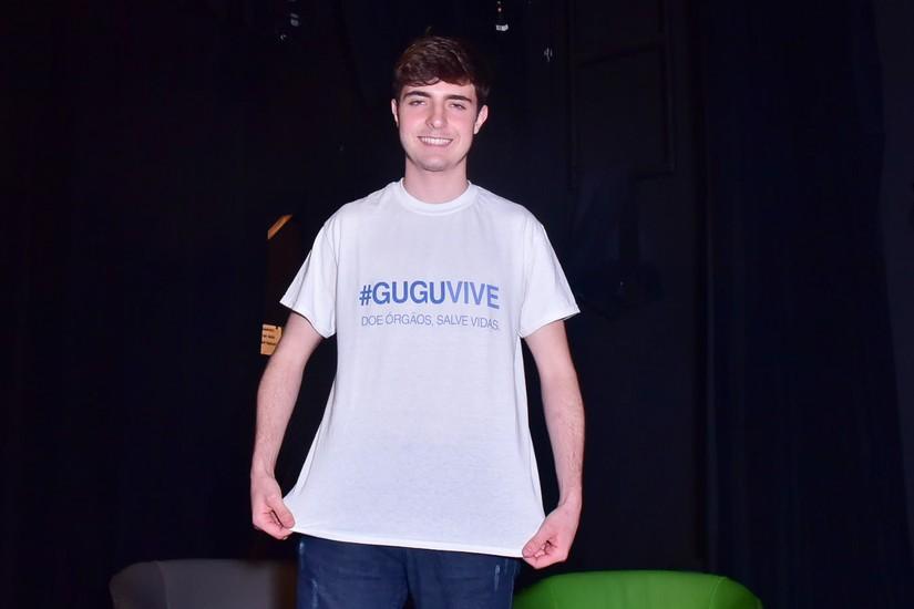 Família do apresentador Gugu Liberato lança campanha #GuguVive de doação de órgãos