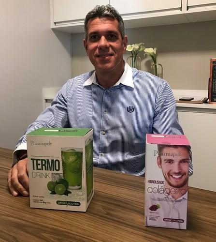 Farmacêutico Marcio Mendes Mello fala sobre o colágeno hidrolisado em pó