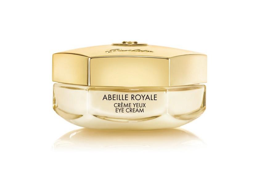 Guerlain traz o olhar da juventude com o novo creme de olhos da linha e Abeille Royale