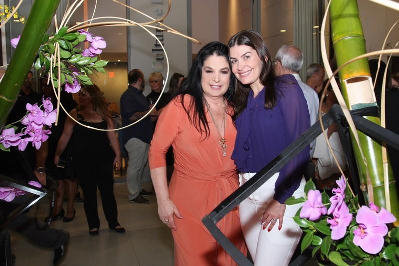 Heloisa Raso e Liliane Santiago