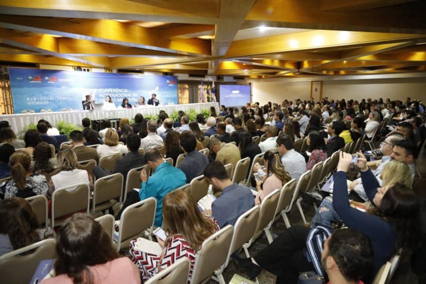 Desastre de Mariana e mineração em destaque na IV Conferência Internacional de Direito Ambiental