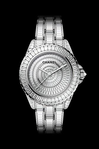 J12 Chanel Alta Joalheria - foto chanel