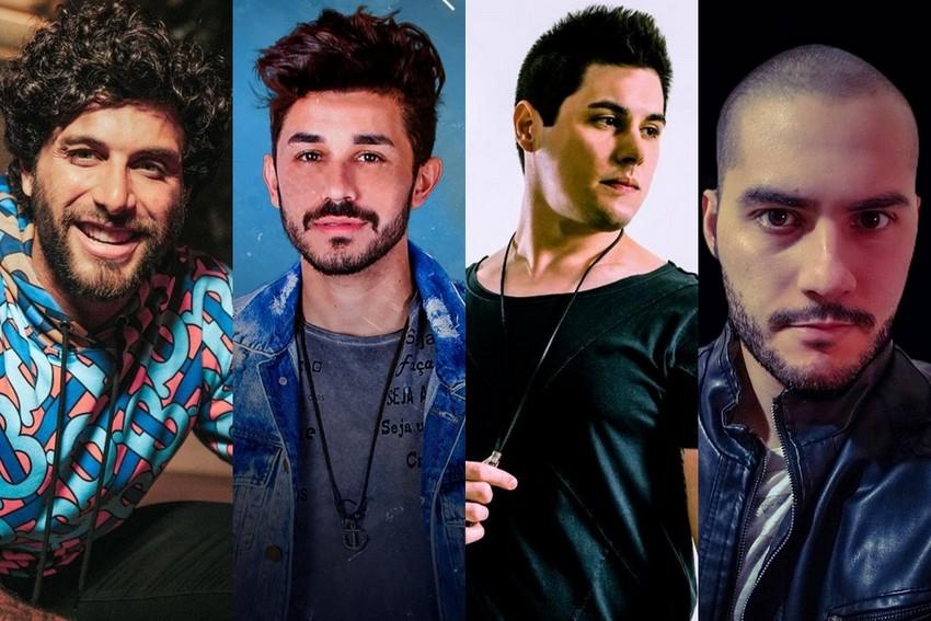 Jesus Luz, Vicissu, Cardinelli e Edlez se unem e lançam nosso sucesso musical!