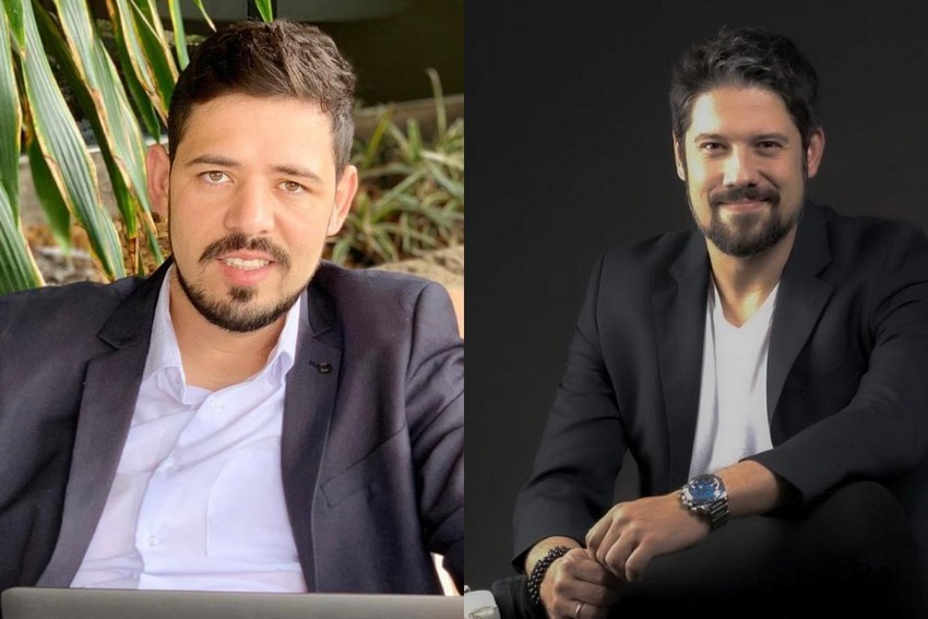 João Mendes Miranda realiza bate-papo virtual com Phelipe Siani, âncora do Live CNN Brasil