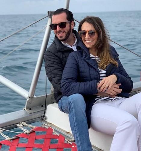 Juliana Sica e Bruno Isaac