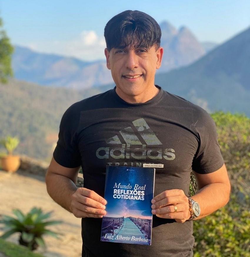 Luiz Alberto Barbosa, Juiz de Direito de Nilópolis, lança o livro Mundo Real-Reflexões Cotidianas