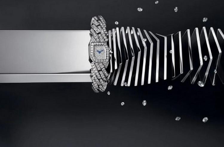 Maillon de Cartier evoca a estética da era art deco - Foto Cartier