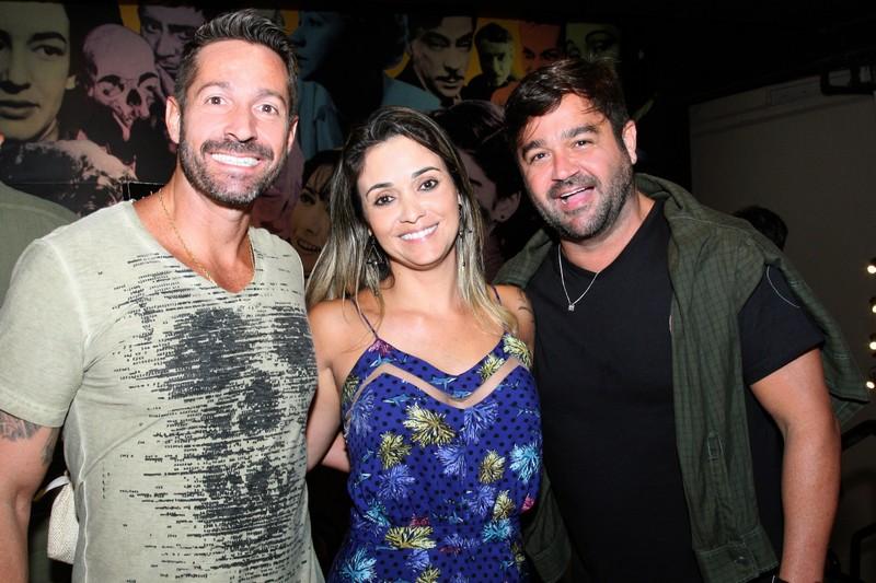 Marcello Torres,Gabriela Motta e  Alessandro Anes