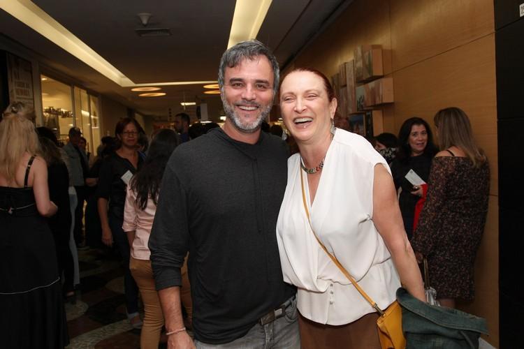 Marcelo Valle e Debora Olivieri