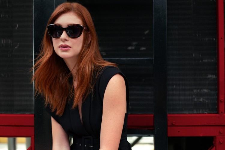 Marina Ruy Barbosa lança segunda campanha de Colcci Eyewear
