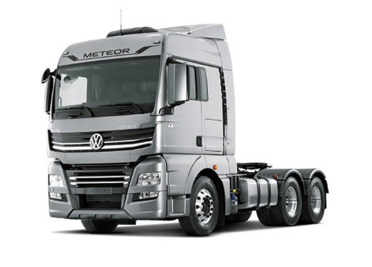 Volkswagem Caminhões lança novos extrapesados com visual sofisticado e imponente
