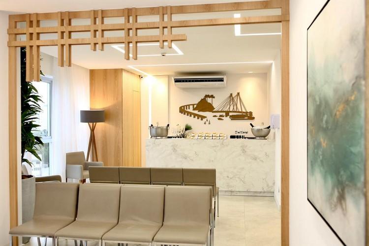 Dentre os diferenciais da nova clínica estão a decoração humanizada do espaço