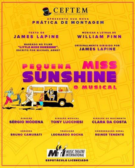 O Pequeno Príncipe e Pequena Miss Sunshine serão produzidos pelo CEFTEM