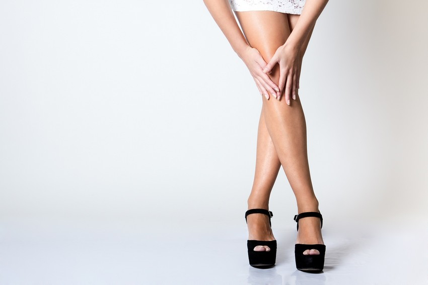 Maquiagem para as pernas promete ser sensação no Carnaval