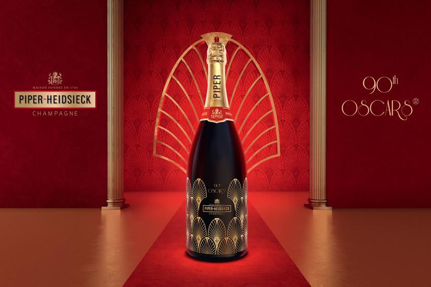 Piper-Heidsieck, o champagne oficial do Oscar desde 2015