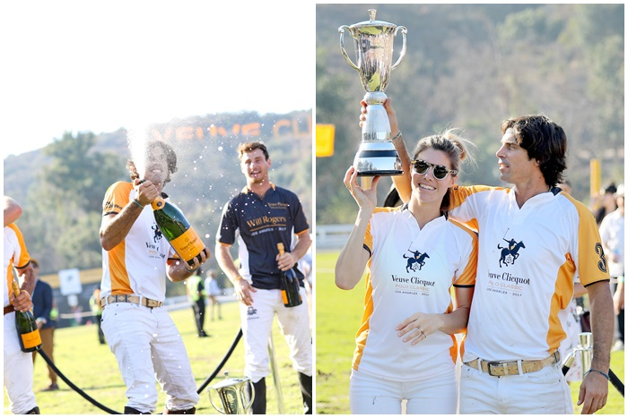 Oitava edição do torneio anual Veuve Clicquot Polo Classic