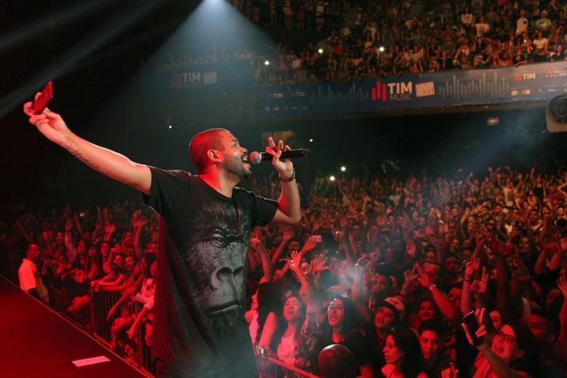 Tim Music Urbanamente estreia na capital carioca com atrações