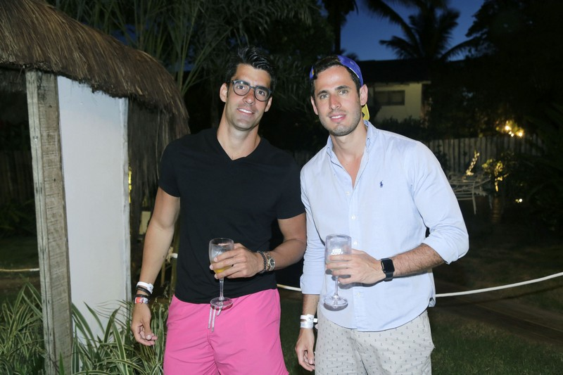 Raphael Pires E Pedro Panizza