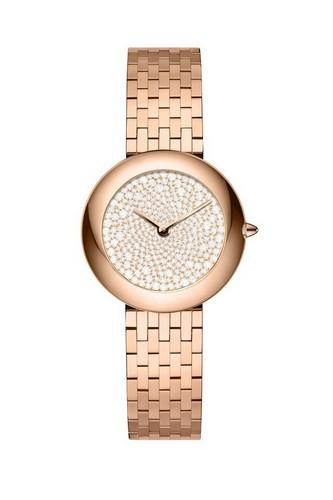 Relógio Chaumet Bolero com um novo mostrador de diamantes-Foto Chaumet
